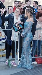 British Soap Awards, Saturday 3rd June 2017<br /> <br /> Stars arrive on the red carpet for the British Soap Awards 2017<br /> <br /> Daisy Wood-Davis from Hollyoaks<br /> <br /> (c) Alex Todd | Edinburgh Elite media