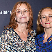 NLD/Amsterdam/20171018 - Premiere De Verleiders: Stem Kwijt, Marian Mudder en Sytske van der Ster