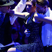 NLD/Amsterdam/20130418- Uitreiking 3FM Awards 2013, tangodansers