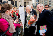 King Albert and Queen Paola at Kingsday 2016