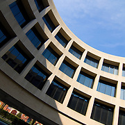 The Hirshhorn Museum and Sculpture Garden is an art museum beside the National Mall, in Washington, DC. The museum was initially endowed during the 1960s with the permanent art collection of Joseph H. Hirshhorn. It is part of the Smithsonian Institution and was conceived as the United States' museum of contemporary and modern art.