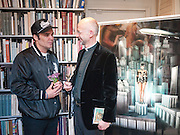 DAVID LACHAPELLE; REV. DR. NICHOLAS CRANFIELD, , David LaChapelle. The Rape of Africa. ROBILANT + VOENA. Dover st. London. 24 April 2010.