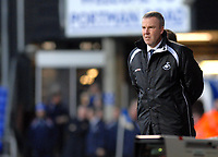 Photo: Ashley Pickering.<br />Ipswich Town v Swansea City. The FA Cup. 27/01/2007.<br />Swansea manager Kenny Jackett