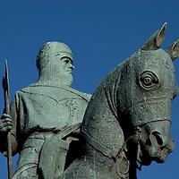 Robert the Bruce monument, Bannockburn<br />