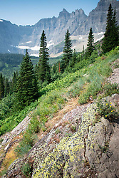 Glacier National Park, Montana, US