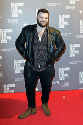 "Glasgow Film Festival, Sunday 3rd March 2019<br /> <br /> UK Premiere of ""Beats""<br /> <br /> Pictured: Josh Whitelaw (Actor)<br /> <br /> Alex Todd 