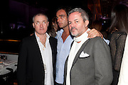 """DAMIEN HIRST; ANDY VALMORBIDA; NELLEE HOOPER, Andy Valmorbida hosts party to  honor artist Raphael Mazzucco and Executive Editors Jimmy Iovine and Sean ÒDiddyÓ Combs with a presentation of works from their new book, Culo by Mazzucco. Dinner at Mr.ÊChow at the W South Beach.Ê2201 Collins Avenue,Miami Art Basel 2 December 2011<br /> DAMIEN HIRST; ANDY VALMORBIDA; NELLEE HOOPER, Andy Valmorbida hosts party to  honor artist Raphael Mazzucco and Executive Editors Jimmy Iovine and Sean """"Diddy"""" Combs with a presentation of works from their new book, Culo by Mazzucco. Dinner at Mr.Chow at the W South Beach.2201 Collins Avenue,Miami Art Basel 2 December 2011"""