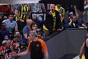 Luigi Lamonica, tifosi Fenerbahce Dogus Istanbul<br /> Fenerbahce Dogus Istanbul - Real Madrid<br /> Euroleague Final Four 2018 - Final 1 - 2 Place<br /> Euroleague 2017/2018<br /> Belgrade, 20/05/2018<br /> Foto M.Ceretti / Ciamillo-Castoria