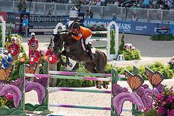 Smolders Harrie, NED, Don VHP Z<br /> World Equestrian Games - Tryon 2018<br /> © Dirk Caremans<br /> 20/09/2018