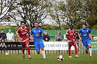 Harvey Gilmour. Colne FC 0-2 Stockport County FC. Pre-season friendly. 5.9.20