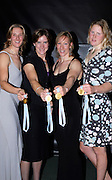 Lords, London, 03.02.2007, GB Rowing Teams Dinner,  left, Sarah WINCKLESS, Katherine GRAINGER, Debbie FLOOD and Frances HOUGHTON[Photo, Peter Spurrier/Intersport-images].  [Mandatory Credit, Peter Spurier/ Intersport Images].