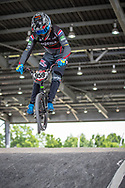 #959 (SCHOTMAN Mitchel) NED at Round 6 of the 2019 UCI BMX Supercross World Cup in Saint-Quentin-En-Yvelines, France