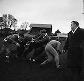 Rugby 1967 - 21/01 Tour Match Ireland Vs Australia