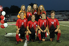 09/08/20 BHS Soccer Senior Night