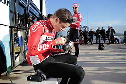 December 15, 2017 - Manacor, Espagne - MANACOR, SPAIN - DECEMBER 15 : MERTZ Remy (BEL) Rider of Team Lotto - Soudal pictured during the training camp of the Lotto Soudal cycling team on December 15, 2017 in Manacor, Spain, 15/12/17 (Credit Image: © Panoramic via ZUMA Press)