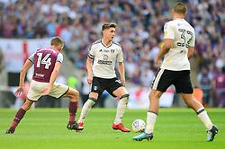 Tom Cairney of Fulham - Mandatory by-line: Dougie Allward/JMP - 26/05/2018 - FOOTBALL - Wembley Stadium - London, England - Aston Villa v Fulham - Sky Bet Championship Play-off Final