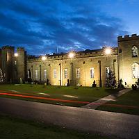 Scone Palace at Christmas