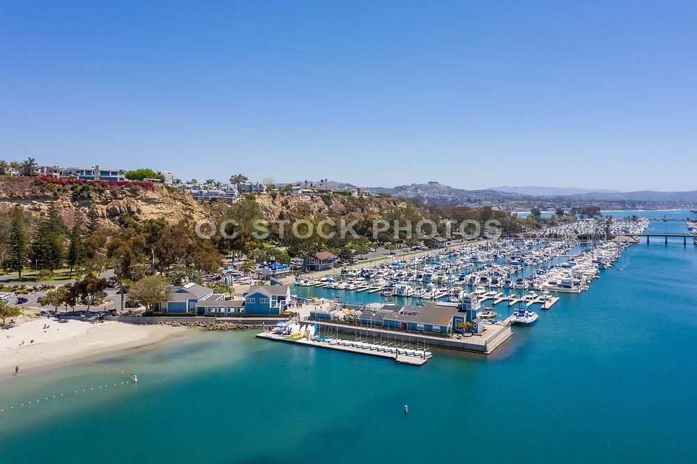 Dana Point Harbor Aerial View