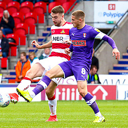 Doncaster Rovers v Rotherham United