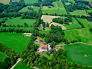 Nederland, Overijssel, Gemeente Dinkelland, 21–06-2020; coulisselandschap tussen Enschede en Losser, Elsbeek / Lonneker Marke<br /> Bocage landscape between Oldenzaal and Losser.<br /> <br /> luchtfoto (toeslag op standaard tarieven);<br /> aerial photo (additional fee required)<br /> copyright © 2020 foto/photo Siebe Swart