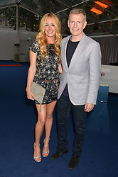 CAT DEELEY and PATRICK KIELTY at the Glamour Women of The Year Awards in Association with Next held in Berkeley Square Gardens, Berkeley Square, London on 3rd June 2014.