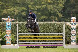 Franken Evelyne, BEL, Rox van de Noordheuvel<br /> Nationaal Kampioenschap LRV Ponies <br /> Lummen 2020<br /> © Hippo Foto - Dirk Caremans<br /> 27/09/2020