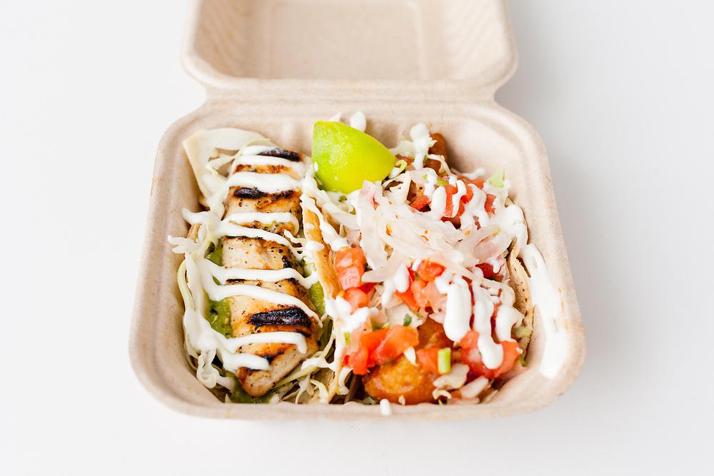 Fish Tacos from Dorado ($7.62)
