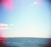 Newport to Bermuda on Film