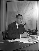 1960- 19/01- Mr Simmes Sales Manager with Irish Shell