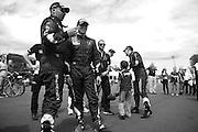 August 22-24, 2014: Virginia International Raceway. #80 Lee Carpentier, Mitchum Motorsports, Lamborghini of Palm Beach