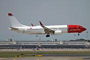 LN-NGN Norwegian Air Shuttle Boeing 737-8JP(WL) at Malpensa (MXP / LIMC), Milan, Italy