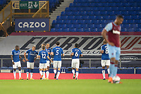 Football - 2020 / 2021 League (Carabao) Cup - Round 4 - Everton vs West Ham United - Goodison Park<br /> <br /> Everton's Dominic Calvert-Lewin celebrates scoring his sides first goal  <br /> <br /> <br /> COLORSPORT/TERRY DONNELLY