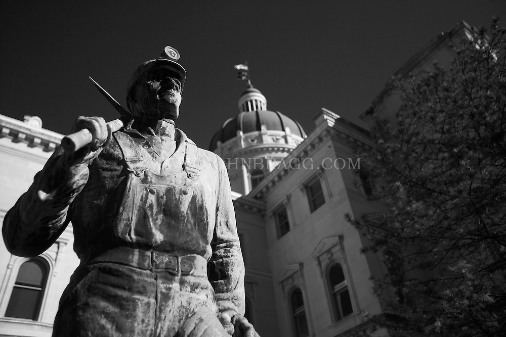 Downtown Indianapolis,