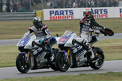 20.05.2012, Bugatti Grand Prix Race Circuit, Le mans, FRA, MotoGP, Monster Energy Grand Prix de France, im BildJorge Lorenzo - Yamaha factory team // during Monster Energy Grand Prix de France of FIA MotoGP series at Bugatti Grand Prix Race Circuit, Le mans, France on 2012/05/20. EXPA Pictures © 2012, PhotoCredit: EXPA/ Insidefoto/ Semedia..***** ATTENTION - for AUT, SLO, CRO, SRB, SUI and SWE only *****