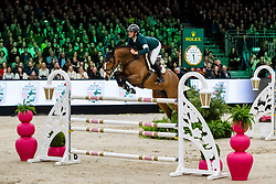 Guerdat Steve, SUI, Alamo<br /> Rolex Grand Slam of Showjumping<br /> The Dutch Masters - 'S Hertogenbosch 2019<br /> © Hippo Foto - Sharon Vandeput<br /> <br />  17/03/2019