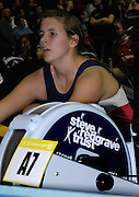 Birmingham, GREAT BRITAIN, Women J15, Holly HOLDEN, competing at the British Indoor Rowing Championships, National Indoor Arena, Birmingham, ENGLAND. 12/11/2006, [Photo, Peter Spurrier/Intersport-images].....