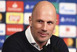 November 5, 2019, Paris, France: Philippe Clement - Entraineur coach Bruges (Credit Image: © Panoramic via ZUMA Press)