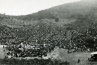 1921 Armistice Day at The Hollywood Bowl