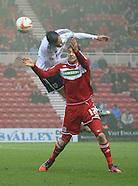 Middlesbrough v Bristol City 241112