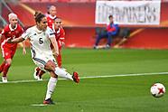 Russia v Germany Women 250717