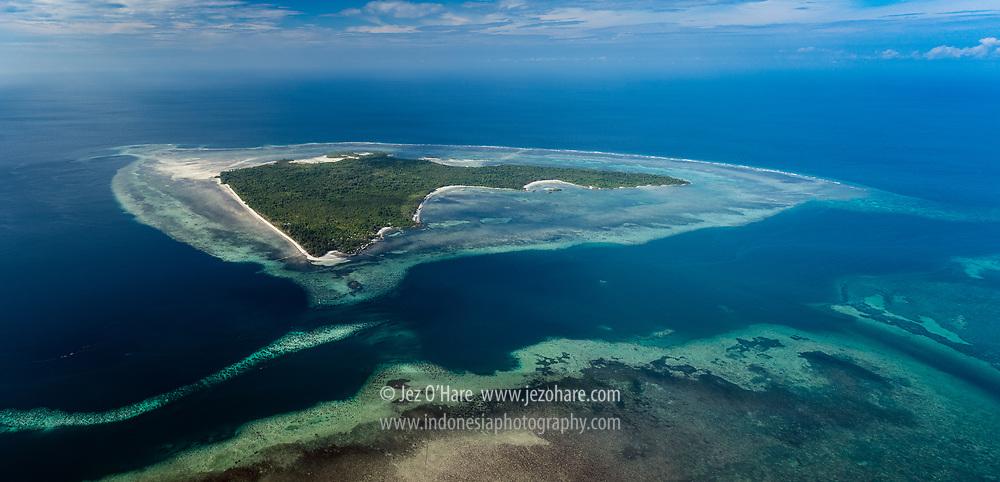 Pulau Hoga, Kaledupa, Wakatobi National Park, Tukang Besi islands, South East Sulawesi, Indonesia