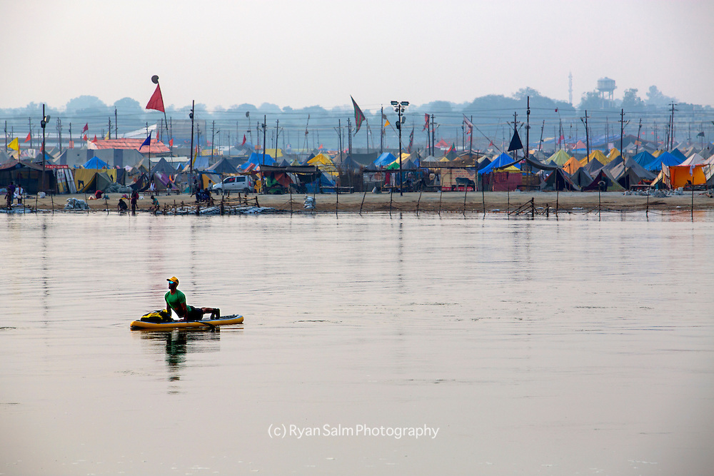 Kumbh Mela<br /> Allahabad, India