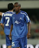 Fotball<br /> Foto: Inside/Digitalsport<br /> NORWAY ONLY<br /> <br /> Verona 23/8/2006 <br /> Champions League 3rd round qualifying<br /> Chievo Verona v Levski Sofia 3-3<br /> <br /> Lucio WAGNER Levski