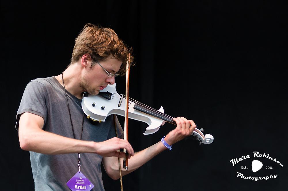 EMA at Pitchfork Music Festival 2011