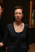 Ann Lyles, Millais exhibition opening and Dinner. Tate Gallery. 24 September 2007. -DO NOT ARCHIVE-© Copyright Photograph by Dafydd Jones. 248 Clapham Rd. London SW9 0PZ. Tel 0207 820 0771. www.dafjones.com.
