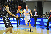 DESCRIZIONE : Eurocup 2013/14 Gr. J Dinamo Banco di Sardegna Sassari -  Brose Basket Bamberg<br /> GIOCATORE : Drake Diener<br /> CATEGORIA : Palleggio<br /> SQUADRA : Dinamo Banco di Sardegna Sassari <br /> EVENTO : Eurocup 2013/2014<br /> GARA : Dinamo Banco di Sardegna Sassari -  Brose Basket Bamberg<br /> DATA : 19/02/2014<br /> SPORT : Pallacanestro <br /> AUTORE : Agenzia Ciamillo-Castoria / Luigi Canu<br /> Galleria : Eurocup 2013/2014<br /> Fotonotizia : Eurocup 2013/14 Gr. J Dinamo Banco di Sardegna Sassari - Brose Basket Bamberg<br /> Predefinita :