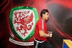 151013 Wales Training & Press Conf