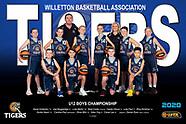 2020 WBA WABL & SBL Team Photos