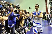Manuel Vanuzzo, Commando Ultra' Dinamo<br /> Banco di Sardegna Dinamo Sassari - Scavolini Banca Marche VL Pesaro<br /> Legabasket Serie A Beko 2012-2013<br /> Sassari, 24/02/2013<br /> Foto L.Canu / Ciamillo-Castoria