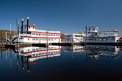 Selections from a day trip to Stillwater,--The Birthplace of Minnesota .  Stillwater is a great place to take a boat cruise on the St. Croix River.  Its also a great chance to see the lift bridge in action.